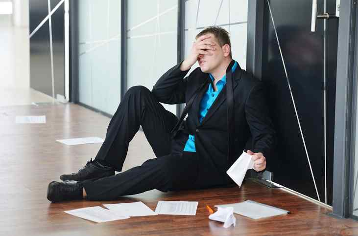 Recovering From A Business Failure
