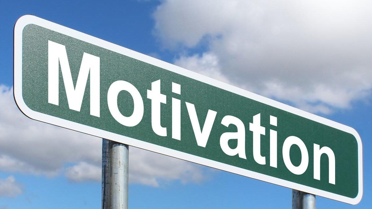 Motivation Is The Main Key To Start A Business