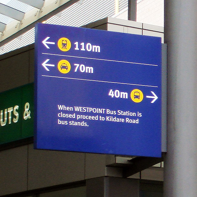 What Are The Different Types Of Wayfinding Signage?