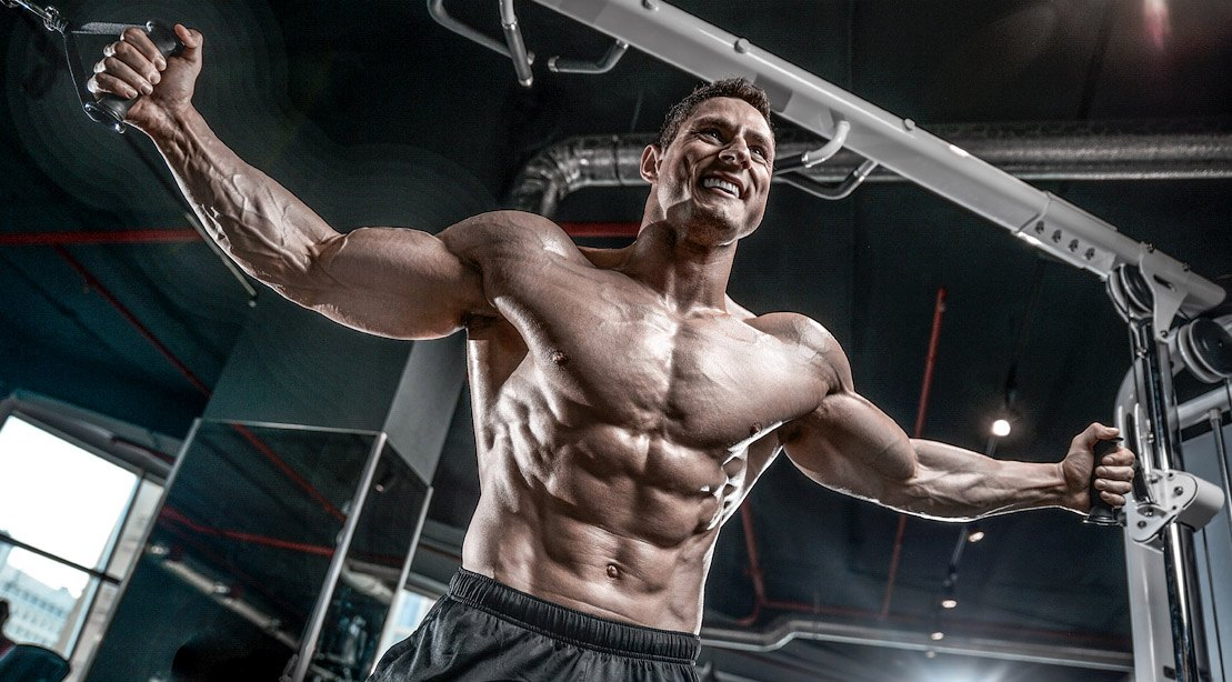 The Five Best Exercises To Add Upper Body Muscle Posted By Gedmccabe