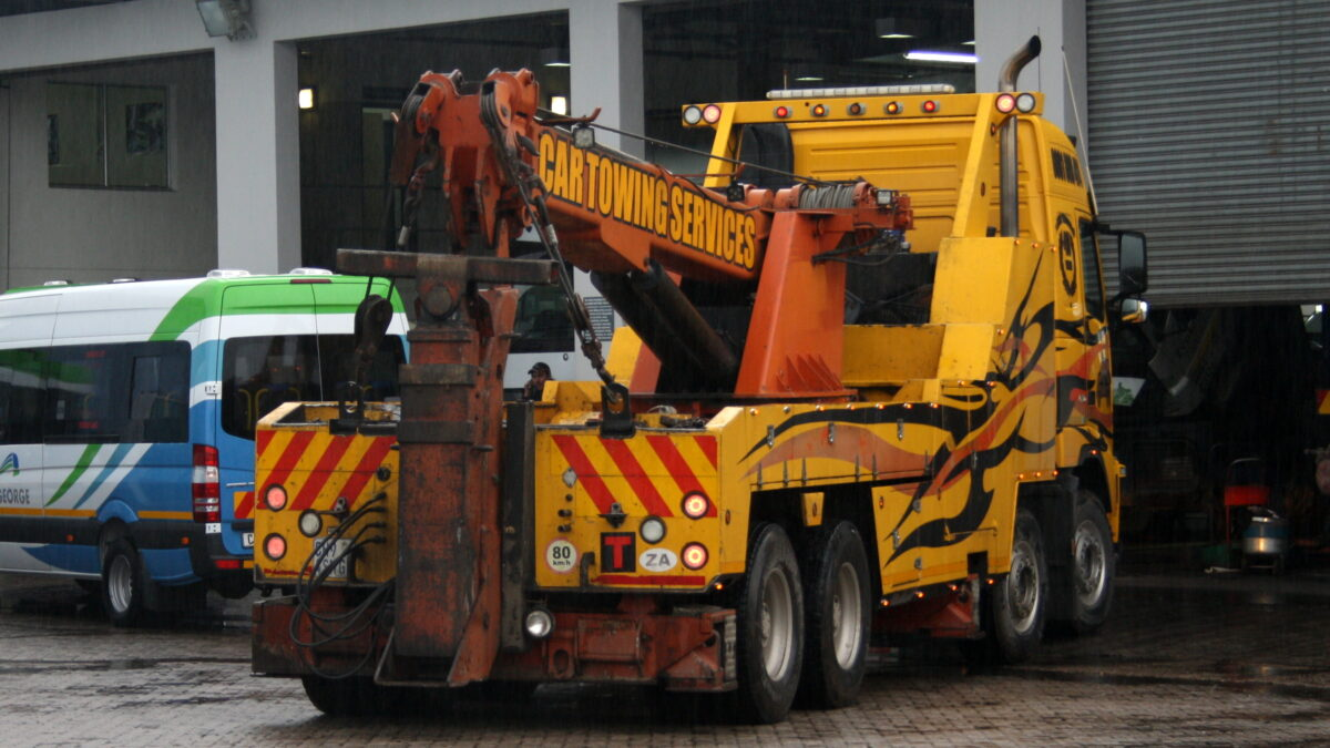 Complete Guide On The Towing Services