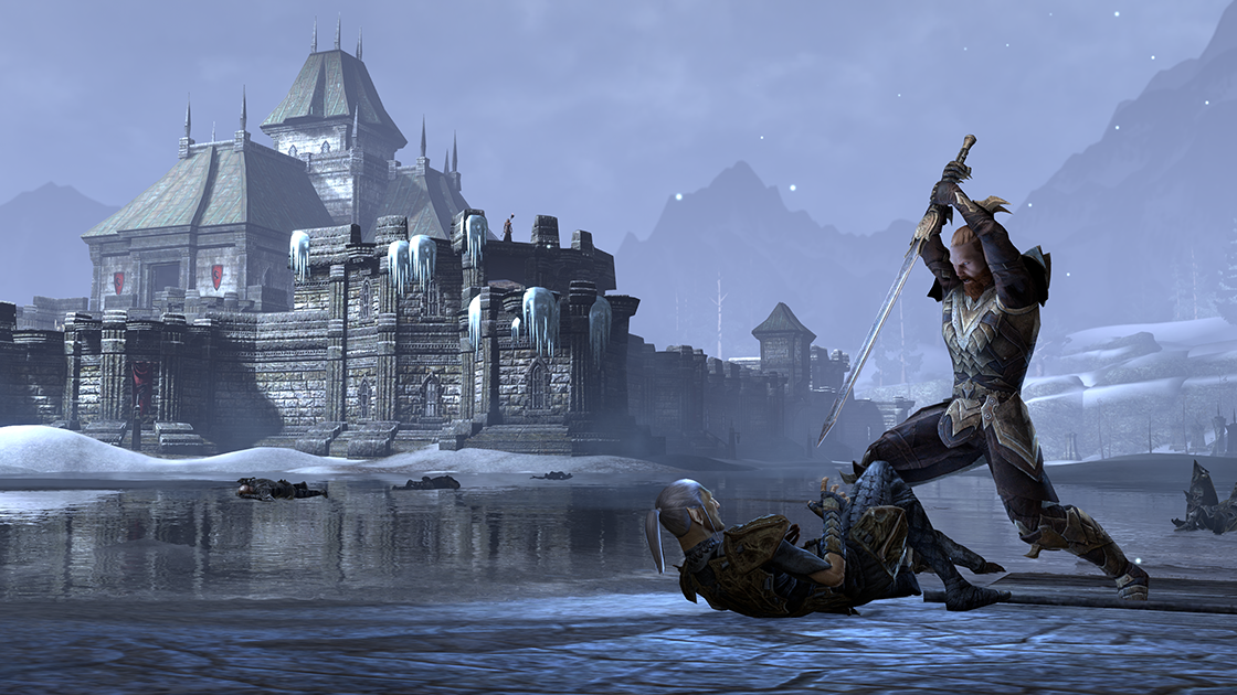The Elder Scrolls- Game Play Scheme