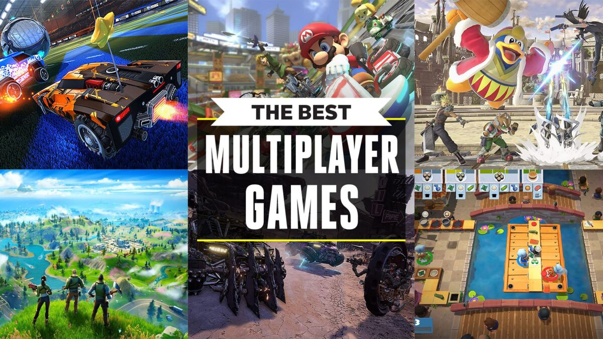 What Are Some Of The Best Multiplayer PC Games?