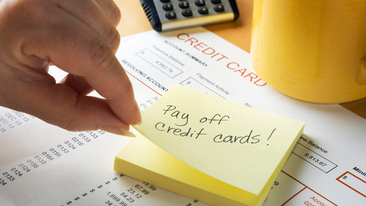 Credit Card Debt Pay Out – Check out the pay out