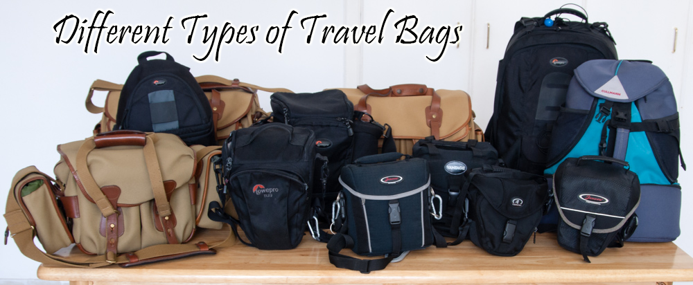What Are The Different Types Of Luggage Available In Market?